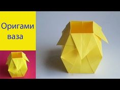 Paper flowers how to make a tulip Paper Paper flowers with his own hands - YouTube