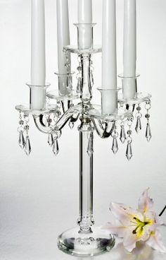 Pilsen Crystal Candelabra 5 Lights With Drops Studio Silversmiths http://www.amazon.ca/dp/B004FENYQE/ref=cm_sw_r_pi_dp_QO-uub09KCQ0R
