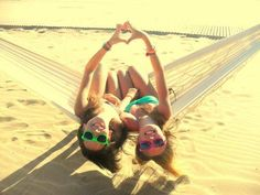 Me and My beautiful sissy at the beach...I just love her so much....She brightens up my day