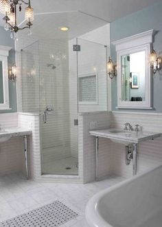 14 Great Ways to Design Corners in the Bathroom - House Good