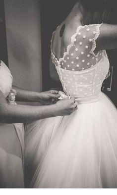 Bohemian wedding dress - boho wedding dress - short wedding dress - beach little wedding dress - Wedding Dresses Models Wedding Dress Tea Length, Tea Length Dresses, Boho Wedding Dress, Tipi Wedding, 50s Wedding, Wedding Vintage, Wedding Ideas, Rockabilly Wedding, Vintage Weddings