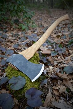 Hoffman Blacksmithing creates high quality hand-forged knives, axes, hammers and jewelry.