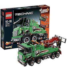 Lego Technic 42008 - Abschlepptruck Lego http://www.amazon.de/dp/B00B0ICW5W/ref=cm_sw_r_pi_dp_WJgGub0M8YR6G