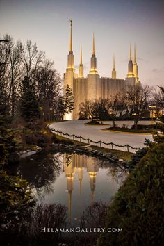 Washington DC Latter-day Saint Temple  That's my temple!