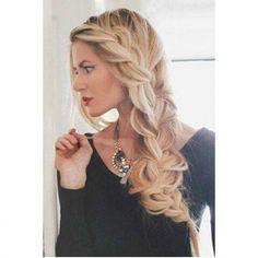 Peinados  con trenzas!! #mujer #moda #estilo