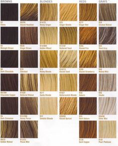 Different Color Blondes Hair - http://www.haircolorer.xyz/different-color-blondes-hair-4540