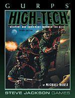 GURPS High-Tech, $14.95