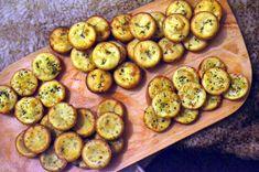 Frământări la cuptor: Mini-briose aperitiv