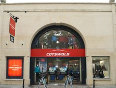 Cotswold Outdoor #Bath - Now open!