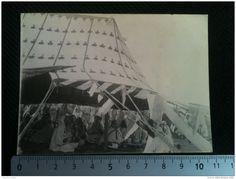Photo - Maroc Fez - Tente Du Sultan De Tolba, Intérieur, Groupe De Musiciens Jouant Du Violon Traditionnel, 1916 - Lieux