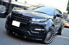 Haman Range Rover