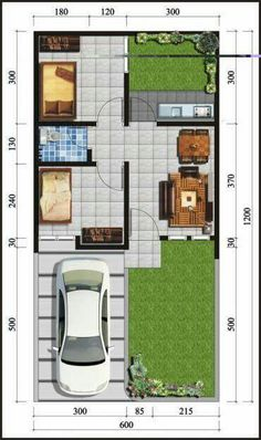 Standard Room Sizes For Plan Development - Engineering Discoveries 3d House Plans, Model House Plan, Home Design Floor Plans, Home Room Design, Small House Plans, Interior Design Living Room, Modern Small House Design, Tiny House Design, House Plans With Pictures
