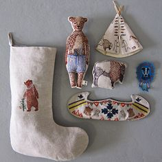 Coral and Tusk - Boy Holiday Stocking Set