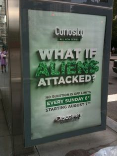 Curiosity - July 2011 - NYC