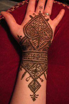 ~Moroccan Henna~♥