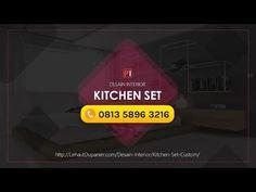 Pembuatan Kitchen Set Custom Harga Murah Hotel Interiors