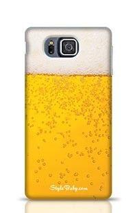 Mug Of Beer Samsung Galaxy Alpha G850 Phone Case