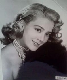 Silvia Pinal~ one of Mexico's Finest Actresses...