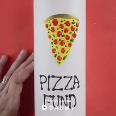 The Best Gift Ideas for Pizza Lovers - Money gift ideas - selbermachen Nifty Crafts, Creative Crafts, Diy And Crafts, Crafts For Kids, Paper Crafts, Diy Crafts Videos, Diy Videos, Cool Diy, Easy Diy