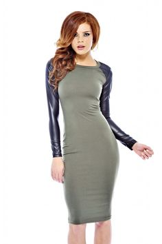 2d6c2056d5 I love all these long sleeved dresses for the fall season! Must HAVE! AX
