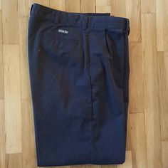 Ralph Lauren Mens Chino navy blue chino. RL and very good condition   Waist 36 length 32 Ralph Lauren Pants