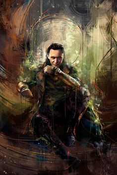 Loki by Wisesnail