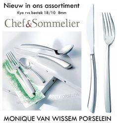 chef & sommelier prachtige bestek serie