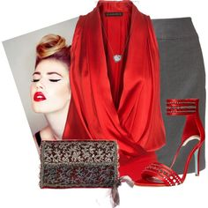 """Date Night Outfit"" by lisamoran on Polyvore"