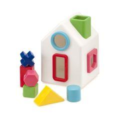 sort-a-shape house