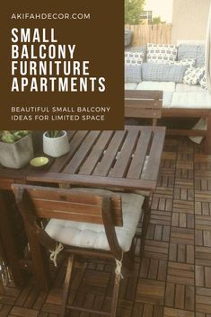 Love the way that you can observe the feedback on previous jobs. It means that you may boost the functionality of laundry space. Small Balcony Furniture, Outdoor Furniture, Fire Escape, Outdoor Tables, Outdoor Decor, Decorating Ideas, Decor Ideas, Apartment Furniture, Furniture Inspiration