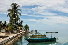 Seram - Ora - Ora beach on Seram Island, Maluku. Looks and feels like an little paradise.