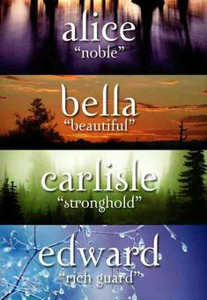 Image result for edward cullen name meaning
