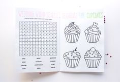 Free Printable: Wedding Activity Book for kids                                                                               More