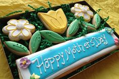 Mothers Day — Cookies!