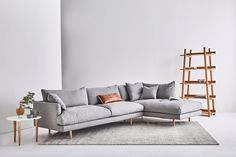 Hampton Chaise Corner Sofa Loungelovers with proportions 3425 X 2283 Scandinavian Sofa Beds - Smaller living spaces and incr Living Room Storage, Sofa Scandinavian Style, Furniture, Living Room Sofa, Corner Sofa Bed, Corner Sofa Lounge, Scandinavian Sofas, How To Make Corner Sofa, Living Room Furniture Sofas