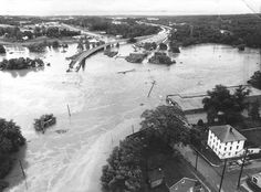 Hurricane Agnes 1972 | 40 years later, Howard looks back at Tropical Storm Agnes