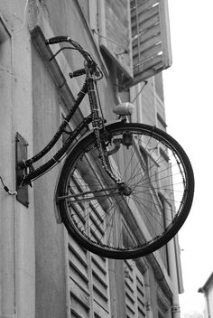 pinterest.com/fra411 #bicycle - enseigne vélo, Nancy