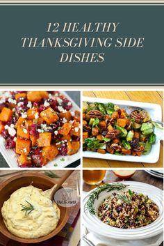 12 Healthy Thanksgiv