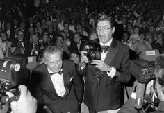 Jerry Lewis, Cannes 1982