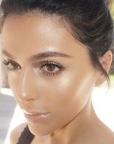 Summer Glow. I love how good her skin looks!