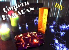 Ramadan Lantern, Ramadan Decorations, Lanterns Decor, Dollar Tree, 3 D, Origami, Creativity, Glitter, Website
