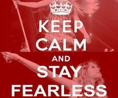 and i dont know how it gets better than this. you take my hand and drag me headfirst; FEARLESS