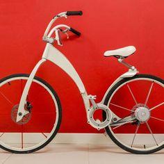 Electric bike that folds in a second developed #sydney sydneys.news