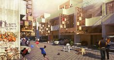 Gallery of The Best University Proposals for Social Housing in Latin America and Spain in 2017 - 64