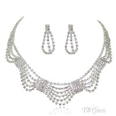 http://www.tbdress.com/product/Multilayers-And-Bright-Alloy-With-Rhinestone-Wedding-Bridal-Jewelry-Set-Including-Necklace-And-Earrings-1801760.html  $17.09