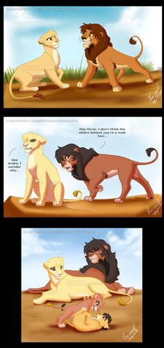 """I can't help that my family wanted a boy"""". She scoffs. """"I want a boy"""" says Andre. She smiles, """"do you now? I want a boy and. Kiara Lion King, Lion King 2, Disney Lion King, Lion King Story, Lion King Fan Art, Le Roi Lion Film, Lion King Quotes, Lion King Drawings, Lion King Pictures"""