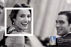 branding, brand identity, advertising, brochure design, collateral design, sales office graphics, real estate marketing, condominium marketi... Real Estate Ads, Real Estate Branding, Real Estate Marketing, Brochure Folds, Brochure Design, Office Graphics, Collateral Design, Yearbook Design, Architectural Prints