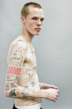 messy tattoos tatuajes desprolijos