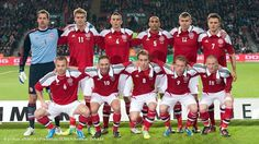 Danish Soccer Team - coming to Tucson in January for a match against the Canadians.