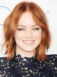 Mind-Blowing Fact: Emma Stone Is a Natural Blonde via @ByrdieBeautyUK